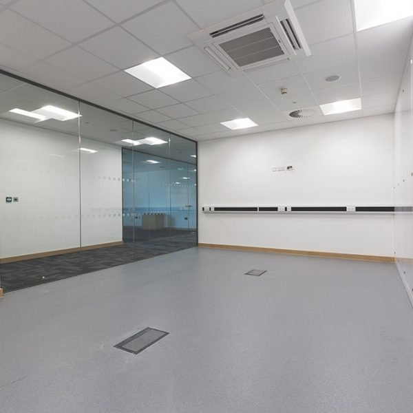 Commercial glass partitions Norfolk