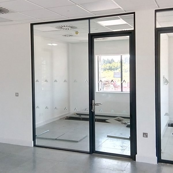 double glazed doors for office
