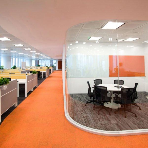 alternative to open plan office
